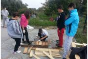 Οι μαθητές του 3ου ΓΕΛ μαθαίνουν να παράγουν και να προσφέρουν