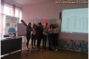 Το 3ο ΓΕΛ Βέροιας στην πόλη Σουτσάβα - Ρουμανία, (Colegiul Tehnic de Industrie Alimentară - Suceava, Romania - Πρόγραμμα Erasmus+ (Νοέμβριος 2019)