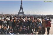 Καθηγητές του 3ου ΓΕΛ Βέροιας στη Γαλλία (Φεβρουάριος 2018)