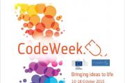 Ευρωπαϊκή Εβδομάδα Προγραμματισμού 2015 [10-18 Οκτωβρίου]