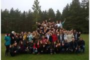 Μαθητές και Καθηγητές του 3ου ΓΕΛ Βέροιας στη Λετονία (Σεπτέμβριος 2017)